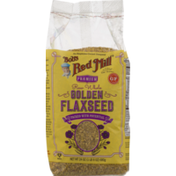 Bob's Red Mill Raw Whole Golden Flaxseed