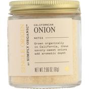 Simply Organic Onion, Californian