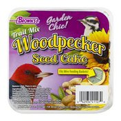 Brown's Trail Mix Woodpecker Seed Cake