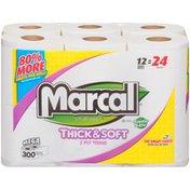 Marcal® 2 Ply Mega Rolls Bathroom Tissue