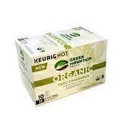 Green Mountain Coffee Organic Medium Roast Coffee
