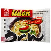 Myojo Udon Noodles, Japanese Style, Hot & Spicy Flavor