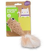 Leaps & Bounds Playful Fish Single Cat Toy