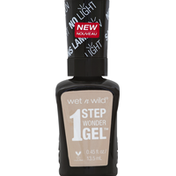 wet n wild Nail Color, Condensed Milk 719A