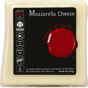 Natural & Kosher Cheese, Mozzarella