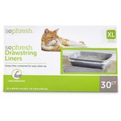 So Phresh Xl Jumbo Ds Unscented Cat Liners