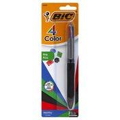 BiC Ball Pen, 4 Color, Medium (1.0 mm)