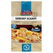 Tastee Choice Shrimp Scampi