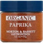 Morton & Bassett Spices Paprika, Organic