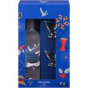 Grey Goose Special Edition Vodka Gift Set