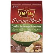 Ore-Ida Steam n' Mash Garlic Seasoned Potatoes