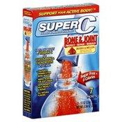 Super C Drink Mix, Vitamin & Mineral, Bone & Joint, Berry & Melon
