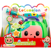Cocomelon Musical Doctor Checkup Set, 4 Play Pieces