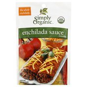 Simply Organic Seasoning, Enchilada Sauce