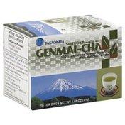 Takaokaya 100% Japanese Brown Rice Tea with Matcha Powder, Shizuoka (Matcha Iri) Genmai-Cha