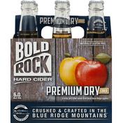 Bold Rock Hard Cider, Premium Dry