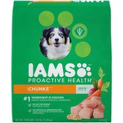 IAMS ProActive Health Chunks Adult IAMS ProActive Health Chunks Adult Dog Food