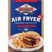 Louisiana Fish Fry Products Seasoned Coating Mix, Barbeque