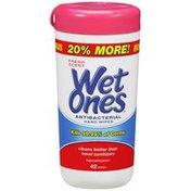 Wet Ones Fresh Scent Antibacterial Hand Wipes