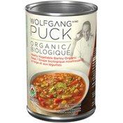 Wolfgang Puck Organic Hearty Vegetable Barley Organic Soup