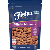 Fisher Almonds, Whole
