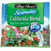 Best Choice Steamable California Blend