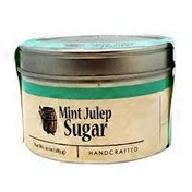 Bourbon Barrel Foods Mint Julep Sugar