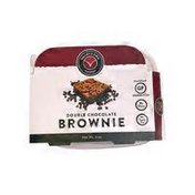 Down In The Valley Gluten Free Double Chocolate Brownie
