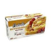 Centrella Buttermilk Waffles 10 Count