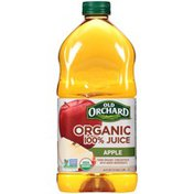 Old Orchard Organic 100% Apple Juice