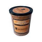 Balducci's Chicken Tortilla Soup