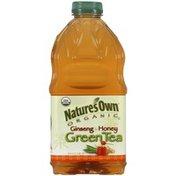 Nature's Own Organic Ginseng & Honey Green Tea