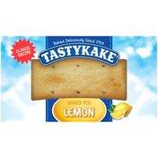 Tastykake Lemon Baked Pie