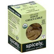 Spicely Hatch Green Chile, Organic