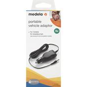 Medela Portable Vehicle Adaptor, 9 V