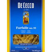 De Cecco Farfalle, No. 93