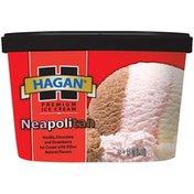 Hagan Neapolitan Premium Ice Cream