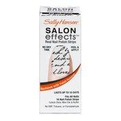 Sally Hansen Salon Effects Real Nail Polish Strips 410 Love Letter - 16 CT