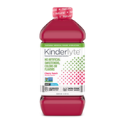 Kinderlyte Natural Oral Electrolyte Solution Cherry Punch Plus