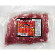 Richard's Pork, Pickled, Cubed