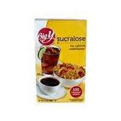 Big Y No Calorie Sodium Free Sweetener