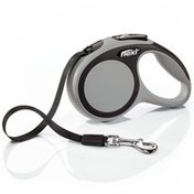 Flexi 10' New Comfort X-Small Grey Tape Leash