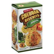 Furlani Cheddar Biscuits, Jalapeno