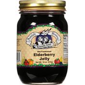 Amish Wedding Jelly, Elderberry, Old Fashioned