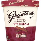 Graeter's Ice Cream Cinnamon