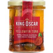 King Oscar Tuna, Yellowfin
