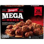 Banquet Mega Meals Spaghetti And Meatballs