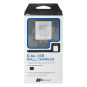 MobilEssentials Wall Charger Dual USB