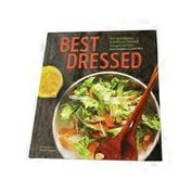 Chronicle Books Best Dressed: 50 Recipes, Endless Salad Inspiration Hardcover