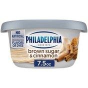 Philadelphia Brown Sugar & Cinnamon Cream Cheese Spread